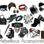 rebellious woman, accessorises, personality, necklace, glasses