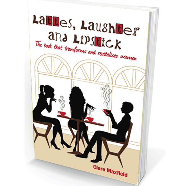 lattes laughter and lipstick a makeover manual for women